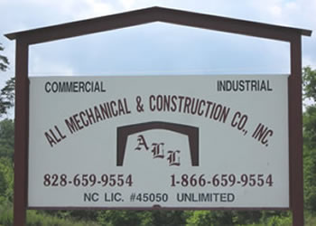 ALL Mechanical and Construction Co.