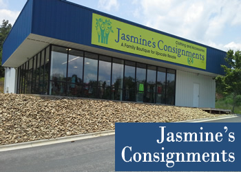 Jasmines Consignments Inc.