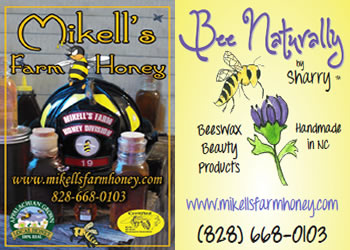 Bee Naturally by Sharry of Mikells Farm and Mikells Farm Honey