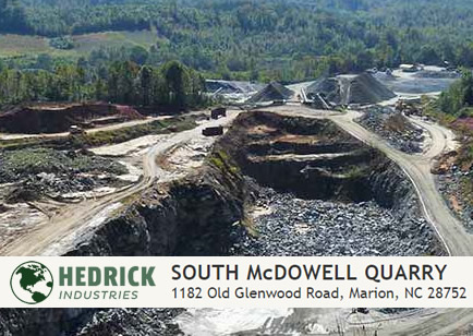 South McDowell Quarry
