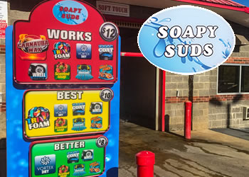 Soapy Suds Car Wash